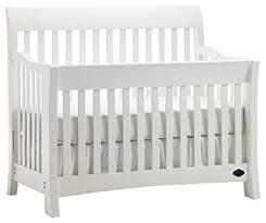 Bonavita Convertible Crib Bonavita Metro Lifestyle Crib Classic White Baby