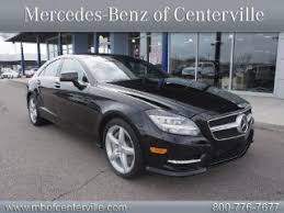mercedes of columbus used mercedes cls class for sale in columbus oh edmunds