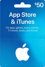 gift card apple 50 app store itunes gift card green itunes 0114 50