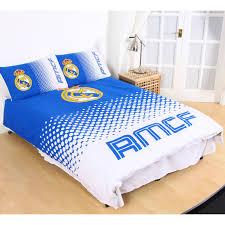 Schlafzimmer Zubeh Real Madrid Bettwäsche Und Schlafzimmer Zubehör Football Jungen