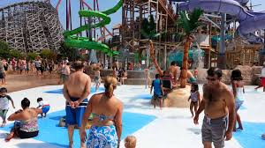 6 Flags Maryland Water Park Of America Images