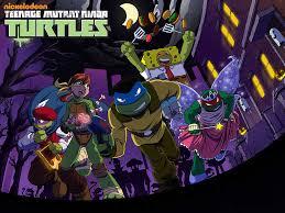 teenage mutant ninja turtles ot nickelodeon made a funny page