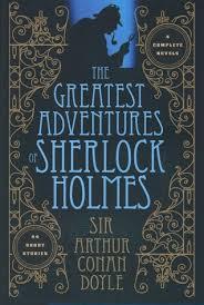 the greatest adventures of sherlock homes by arthur conan doyle