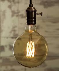 large decorative filament light bulbs lighting decor