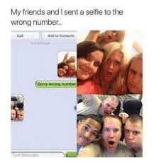 Wrong Number Meme - 25 best memes about wrong number text messages wrong number