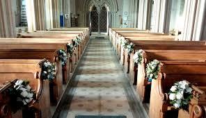 wedding flowers for church wedding church flowers