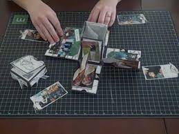 Photo Album Box Wedding Album Magic Box Youtube