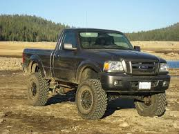 ford truck lifted double lifted trucks ranger forums the ultimate ford ranger