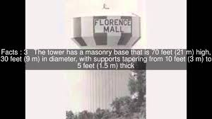 3 5 M To Feet Old Florence Water Tower Top 5 Facts Youtube