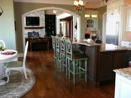 kitchen stunning country style kitchen design brown laminate