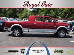 dark red jeep 2012 dodge ram 2500 hd laramie mega cab 4x4 in deep cherry red