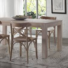 kitchen dining furniture rustic farmhouse tables you ll wayfair