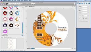 cd cover designer mac home disk labels for mac 1 8 3 free