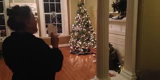 photos goodridge underground railroad house hosts christmas trees
