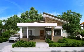 Concrete Home Designs Elvira Is A Small House Plan With Porch Roofed By A Concrete Deck