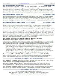 International Business Resume Sample by Resume Samples Chief Financial Officer Cfo Consumer Cpg