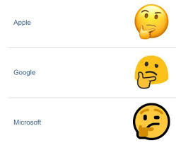 Emoji Meme - thinking face emoji know your meme
