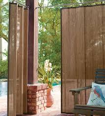 Sunbrella Patio Curtains Outdoor Curtain Panels Gordyn