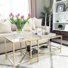best  ikea coffee table ideas on pinterest  gold glass coffee  with  home decor items you need before youre  ikea nesting tablesnesting   from pinterestcom