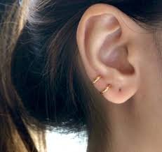 ear rings hoop earrings