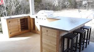 how to build a outdoor kitchen island diy outdoor kitchen plans diy