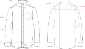 100 ideas size chart for shirts on metropolitano info