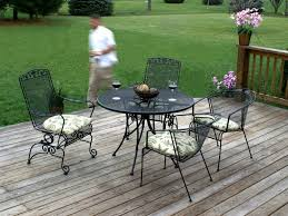 Wrought Iron Outdoor Patio Furniture by Sensational Wrought Iron Outdoor Furniture For Your Outdoor