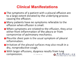 Find Resumes Posted Online by 6 Pleural Effusions