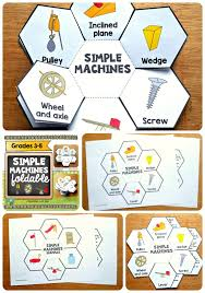 simple machines interactive notebook foldables simple machines