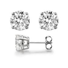 back diamond earrings 38 best it girl must real diamond stud earrings images on