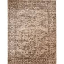 Shaw Living Medallion Area Rug Shaw Living Morrison Natural 5 Ft 3 In X 7 Ft 7 In Area Rug