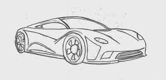 lamborghini aventador drawing outline photos car sketches drawings drawing art gallery
