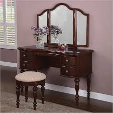 vanity desk mirror with lights acrylic dressing chairs narrow