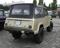 commando jeepster jeep 1967 jeepster commando the history of cars exotic cars