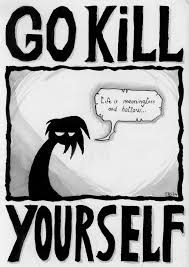 Go Kill Yourselves Meme - go kill yourself by trs on deviantart