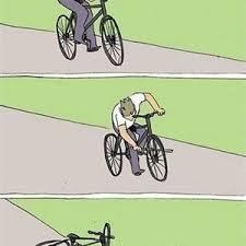 Bike Meme - search tweaker bike meme generator