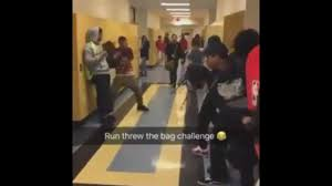 Challenge Trend Backpack Challenge Compilation New High School Trend