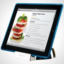 Belkin Kitchen Cabinet Tablet Mount 19 Ways To Keep Your Tablet Food Free In The Kitchen Brit Co