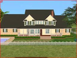 big farm house mod the sims big luxury farm house