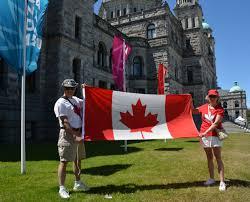 Flag British Columbia Photos U2013 Provincial Legislature Buildings Canada 150 Flight 2017