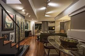 50s décor meets modern flair inside rejuvenated penthouse