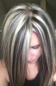 salt and pepper hair with brown lowlights highlights and lowlights hair pinterest hair coloring hair