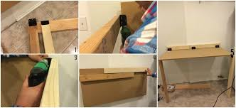 diy laundry folding table diy drop down laundry table housewives of riverton