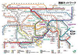 plan cuisine en parall鑞e 日本 交通 便利的jr 東京地下鐵 私鐵讓你想去哪就去哪 smiley
