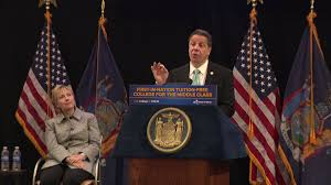 free college tuition becomes law but gov cuomo won u0027t discuss