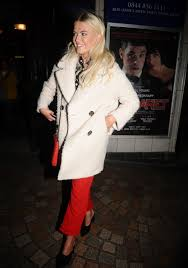 lucy fallon leaves cabaret musical at blackpool winter gardens 10