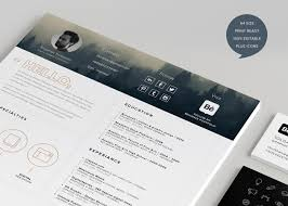 Free Curriculum Vitae Resume Template Delightful 40 Creative Resume Templates Youll Want To Steal In