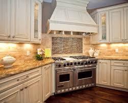 Download Antique White Kitchen Backsplash Gencongresscom - Backsplash for white cabinets