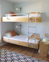 Build A Bunk Bed Diy Bunk Beds 31 Diy Bunk Bed Plans Ideas That Will Save A Lot Of