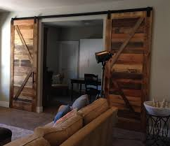 barn doors rlp reclaimed sliding track barn doors